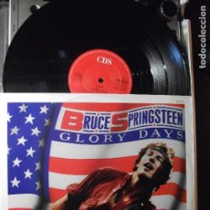 Discos de vinilo: BRUCE SPRINGSTEEN GLORY DAYS MAXI UK 1985 PDELUXE. Lote 102545107