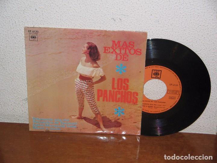 LOS PANCHOS 7´´ MEGA RARE EXTENDED PLAY SPAIN 1966 (Música - Discos de Vinilo - EPs - Grupos y Solistas de latinoamérica)