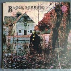 LP - BLACK SABBATH - BLACK SABBATH
