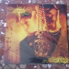 Discos de vinilo: VINILO 2LP JESULY - DE ORO. RAP/ HIP HOP ESPAÑOL. Lote 102606431