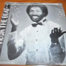 Discos de vinilo: FORREST - ROCK THE BOAT/ LOVING YOU. Lote 102610923