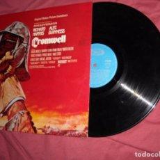 Discos de vinil: CROMWELL, MÚSICA FRANK CORDELL - BANDA SONORA ORIGINAL - LP MOVIEP'AY SPAIN. Lote 102617323