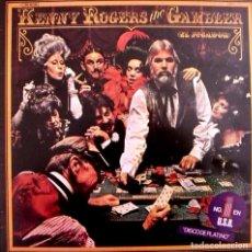 Discos de vinilo: LP KENNY ROGERS. Lote 102622891