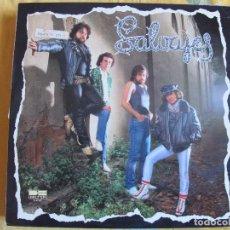 Discos de vinilo: LP - LOS SALVAJES - SALVAJES (SPAIN, BELTER 1981). Lote 102623787
