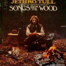 Discos de vinilo: LP JETHRO TULL. Lote 102623903