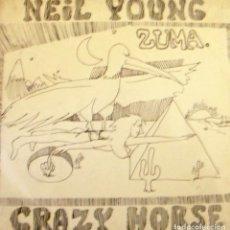 Discos de vinilo: LP NEIL YOUNG. Lote 102624199