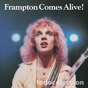 LP DOBLE FRAMPTON (Música - Discos - LP Vinilo - Pop - Rock - Extranjero de los 70)