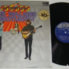 Discos de vinilo: LP - THE WALKER BROTHERS - ATTENTION - MADE IN GERMANY - THE WALKER BROTHERS. Lote 102626895