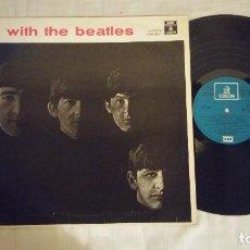 Discos de vinilo: THE BEATLES ?– WITH THE BEATLES. Lote 102635867