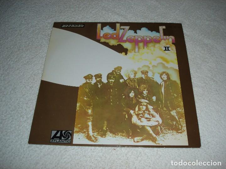 LED ZEPPELIN II: LP. ATLANTIC 1969 (EDICION ORIGINAL ESPAÑOLA) (Música - Discos - LP Vinilo - Pop - Rock Extranjero de los 50 y 60)