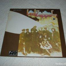 Discos de vinilo: LED ZEPPELIN II: LP. ATLANTIC 1969 (EDICION ORIGINAL ESPAÑOLA). Lote 102643919
