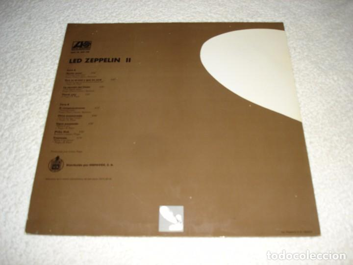 Discos de vinilo: LED ZEPPELIN II: LP. ATLANTIC 1969 (EDICION ORIGINAL ESPAÑOLA) - Foto 4 - 102643919