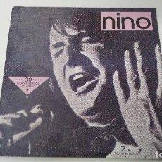 Discos de vinilo: ANTIGUO DISCO DE 20 EXITOS DE NINO BRAVO. Lote 102644659