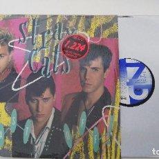 Discos de vinilo: ANTIGUO DISCO DE STRAY CATS . Lote 102644735