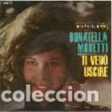 Discos de vinil: DONATELLA MORETTI EP SELLO RCA VICTOR AÑO 1965 EDITADO EN ESPAÑA. Lote 102651387