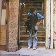 Disques de vinyle: BOB DYLAN: STREET LEGAL. Lote 102671343