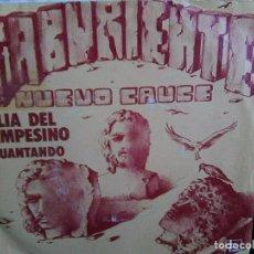 Discos de vinilo: TABURIENTE - FOLÍA DEL CAMPESINO + 1 (PAUTA, 1977) FOLK TRADICIONAL CANARIAS. Lote 102687223
