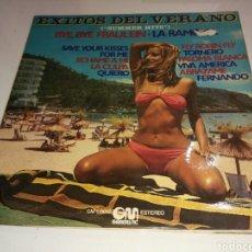 Discos de vinilo: LP EXITOS DEL VERANO SUMMER HITS- GRAMUSIC 1976 ESPAÑA 5. Lote 102696276