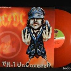 Discos de vinilo: AC/DC ?- VH-1 UNCOVERED - LP . Lote 102711043