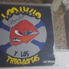 Discos de vinilo: LOQUILLO Y LOS TROGLODITAS LP AUTOGRAFIADO. Lote 102729027