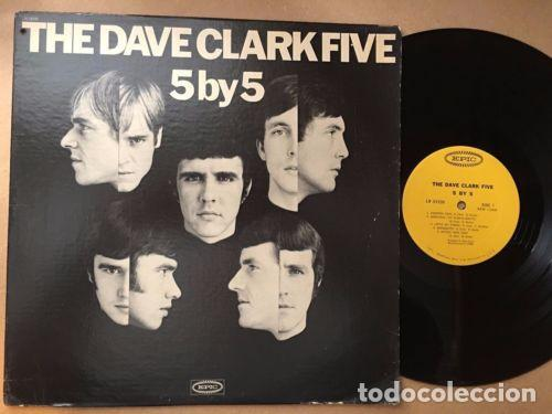 Discos de vinilo: THE DAVE CLARK FIVE / 5 by 5 - GARAGE - BUBBLE, RARO 1º PRENSAJE 1967 - ORIG. EDIT. USA - IMPECABLE - Foto 1 - 102734675