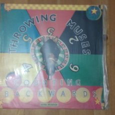 Discos de vinilo: THROWING MUSES -COUNTING BACKWARDS-. Lote 102785468