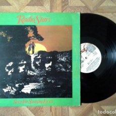 Discos de vinilo: RADIO STARS - SONGS FOR SWINGING LOVERS - 1º LP USA 1977 - CARPETA VGVG+ VINILO VGVG+. Lote 102791099