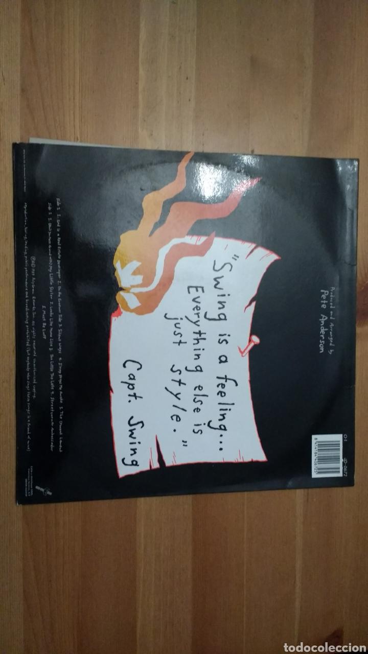 Discos de vinilo: Michelle Shocked -Captain Swing- - Foto 3 - 102791560
