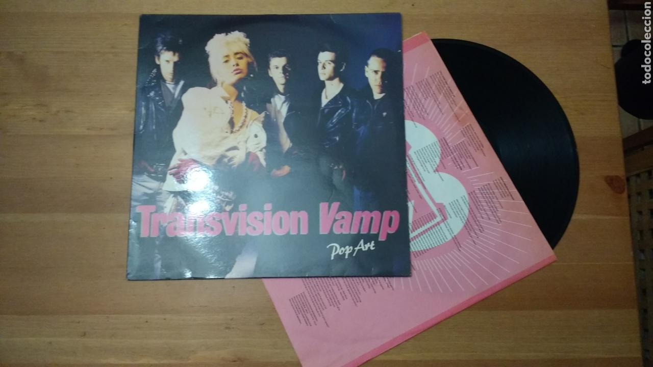 Discos de vinilo: Transvision Vamp -Lote lp's y maxis- - Foto 2 - 102792314