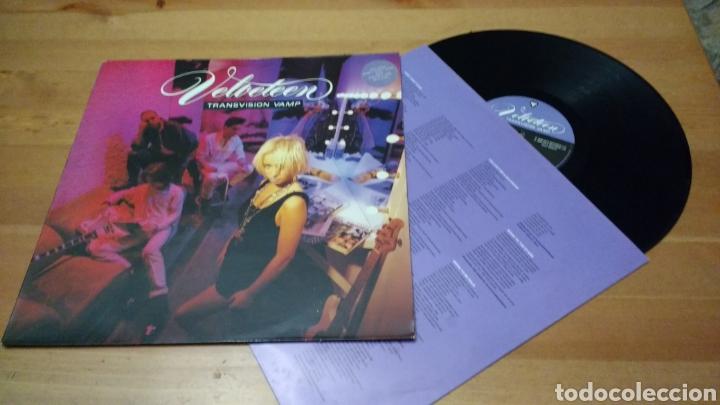 Discos de vinilo: Transvision Vamp -Lote lp's y maxis- - Foto 3 - 102792314
