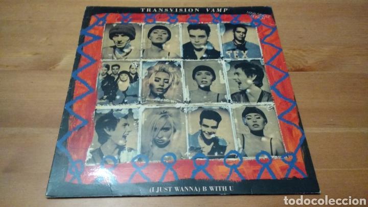 Discos de vinilo: Transvision Vamp -Lote lp's y maxis- - Foto 7 - 102792314