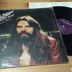 Discos de vinilo: BOB SEGER -STRANGER IN TOWN-. Lote 102792886