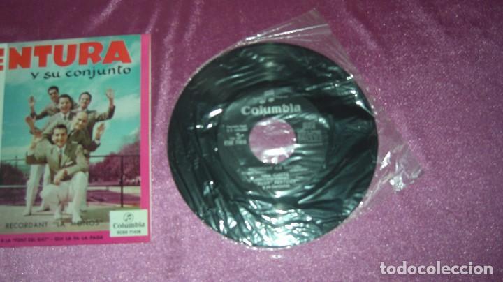 Discos de vinilo: RUDY VENTURA Y SU CONJUNTO - RECORDANT LA MOÑOS Y TRES MAS, COLUMBIA 1960 - Foto 4 - 102792923