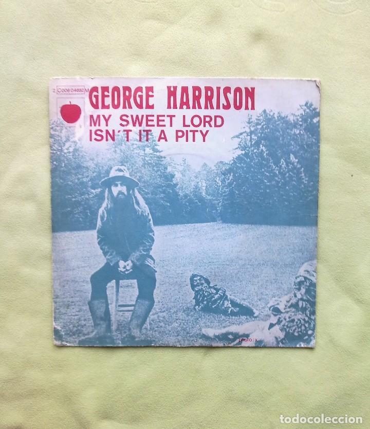 GEORGE HARRISON. (Música - Discos - Singles Vinilo - Rock & Roll)