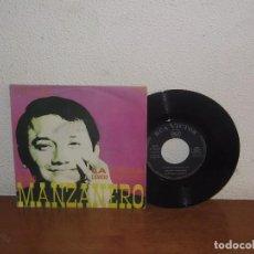 Discos de vinilo: ARMANDO MANZANERO 7´´ MEGA RARE VINTAGE ESPAÑA 1968. Lote 102810271