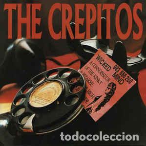 THE CREPITOS – WICKED MIND (Música - Discos - Singles Vinilo - Grupos Españoles de los 90 a la actualidad)
