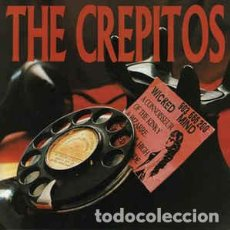 Discos de vinilo: THE CREPITOS ‎– WICKED MIND . Lote 102811359
