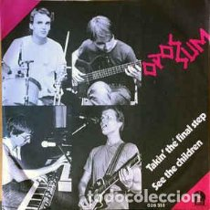 Discos de vinilo: OPOSSUM ?– TAKIN' THE FINAL STEP / SEE THE CHILDREN . Lote 102813407