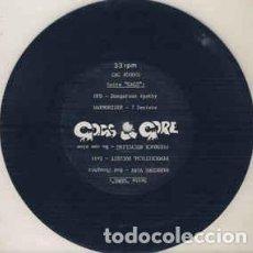Discos de vinilo: VARIOUS – GAGS & GORE - BANDAS HARD CORE ALEMAN. Lote 102813563