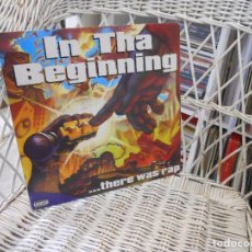 Discos de vinilo: VARIOUS?– IN THA BEGINNING...THERE WAS RAP.DOBLE LP.WU-TANG CLAN,CYPRES HILL..... Lote 102814719