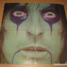 Discos de vinilo: LP ALICE COOPER FROM THE INSIDE - WARNER BSK 3263 USA 1978. Lote 102819011
