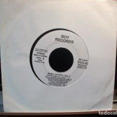 Discos de vinilo: SINGLE, BASIC CONTROL VOL 2, BOY-112-PRO PEPETO. Lote 102842311