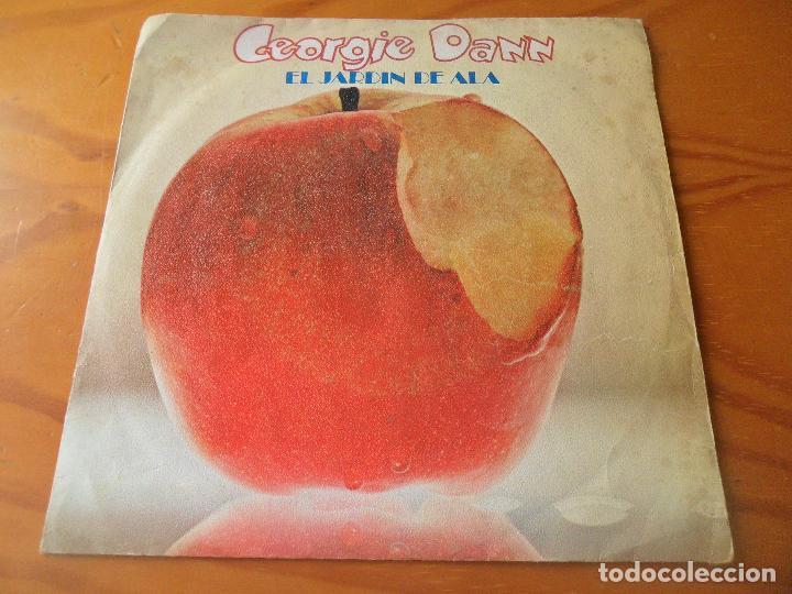 GEORGIE DANN - EL JARDIN DE ALA/ BOUZOUKI - (Música - Discos - Singles Vinilo - Solistas Españoles de los 70 a la actualidad)