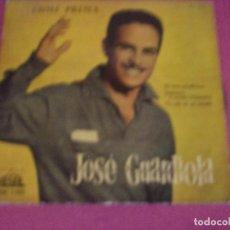 Discos de vinilo: JOSE GUARDIOLA Y SU ORQUESTA COME PRIMA SINGLE. Lote 102851955