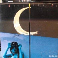 Discos de vinil: SAU. BOIG PER TU (A Y B). EMI, SPAIN 1992 (SINGLE PROMOCIONAL) CUBIERTA DESPLEGABLE. Lote 102910139