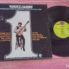 Discos de vinilo: SONNY JAMES ‎– 1 (THE BIGGEST HITS IN COUNTRY MUSIC HISTORY BMI). Lote 102917747