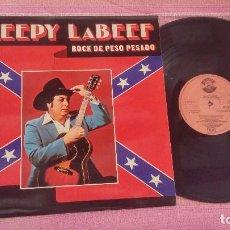 Discos de vinilo: SLEEPY LA BEEF ?– ROCK DE PESO PESADO. Lote 102923643