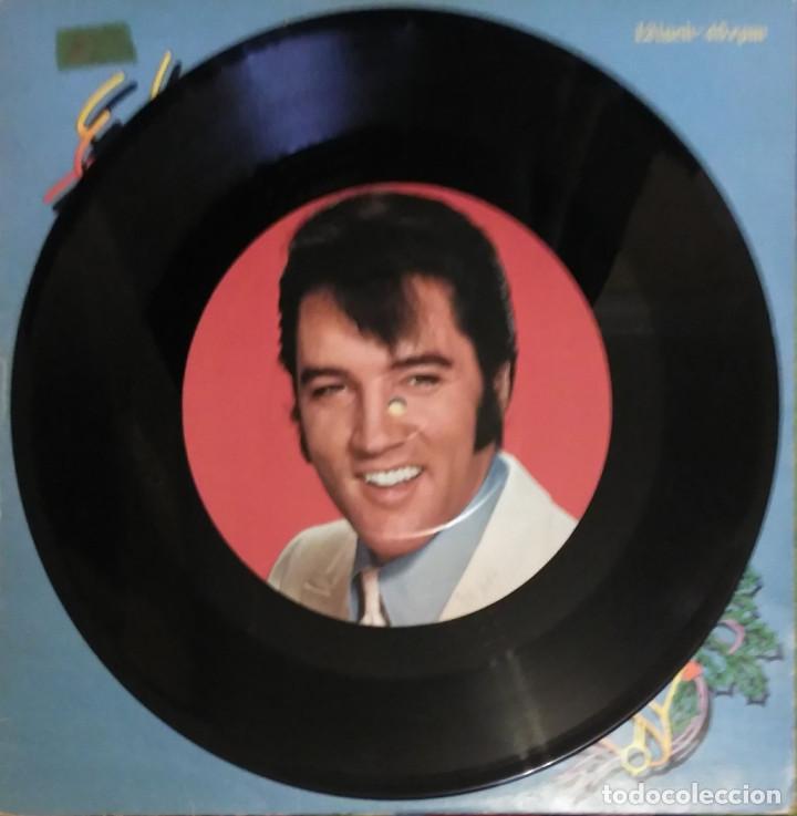 Discos de vinilo: Elvis Presley - It Won't Seem Like Christmas (Without You) EP 12 PULGADAS 1979 ENGLAND - Foto 4 - 102927667