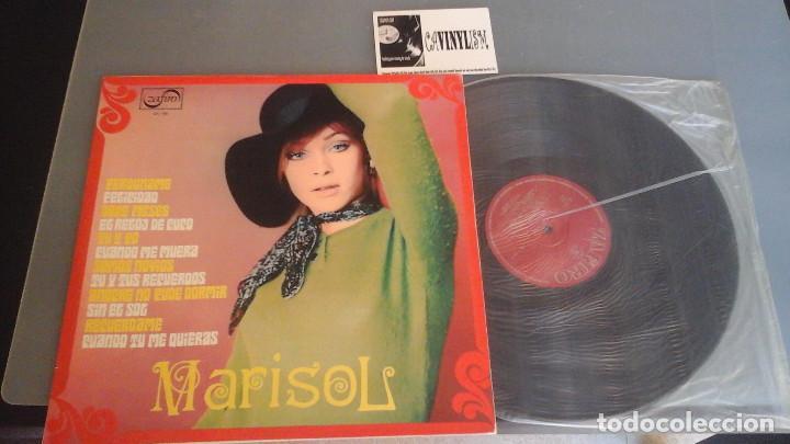 MARISOL ?– MARISOL -PERDÓNAME- LP ZAFIRO ?– ZL-121 (Música - Discos - LP Vinilo - Solistas Españoles de los 50 y 60)