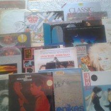 Discos de vinilo: LOTE DE VARIOS LPS DE LOS AÑOS 60- 70 - 80. Lote 54569109